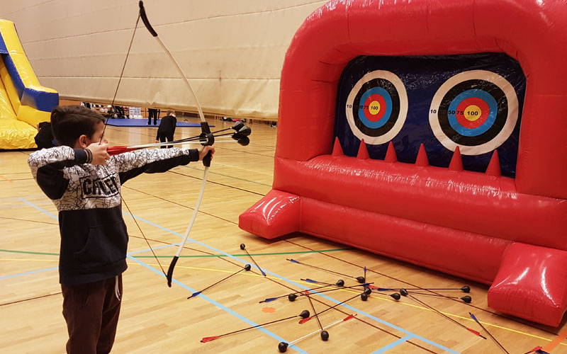 Double Archery Game