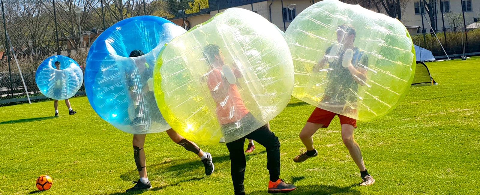 Spela Bubble Ball hos oss