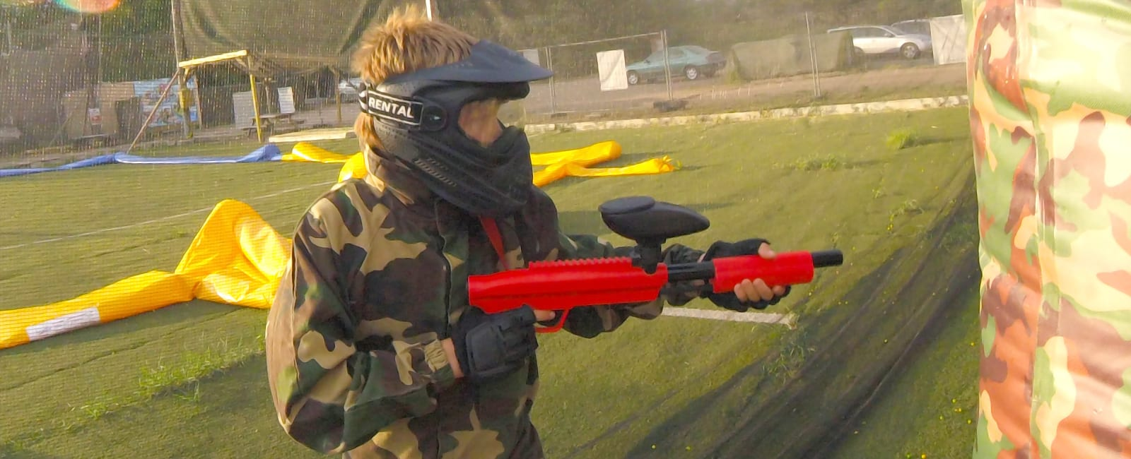 Köp Mini Paintball